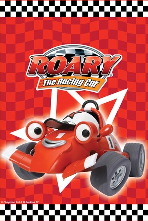 """Roary the Racing Car"" - British Movie Poster (thumbnail)"