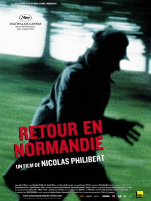 Retour en Normandie - French Movie Poster (thumbnail)