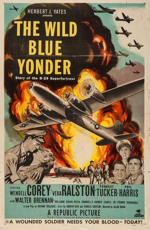 The Wild Blue Yonder - Movie Poster (thumbnail)