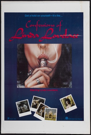 The Confessions of Linda Lovelace - Movie Poster (thumbnail)