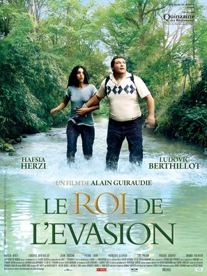 Le roi de l'évasion - French Movie Poster (thumbnail)