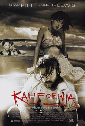 Kalifornia - Movie Poster (thumbnail)
