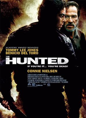 The Hunted - Movie Poster (thumbnail)