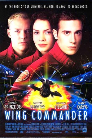 Wing Commander - Movie Poster (thumbnail)