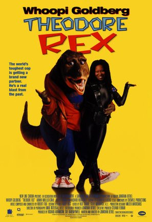 Theodore Rex - Movie Poster (thumbnail)