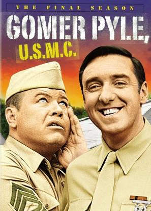 """Gomer Pyle, U.S.M.C."" - DVD cover (thumbnail)"