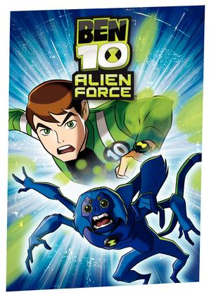 """Ben 10: Alien Force"" - Movie Poster (thumbnail)"