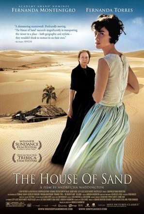 Casa de Areia - Movie Poster (thumbnail)