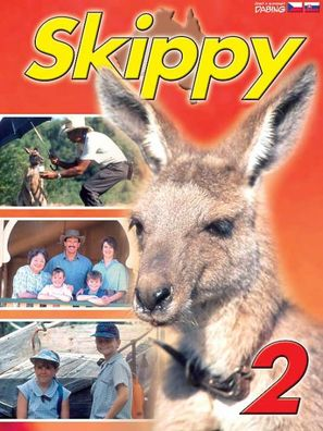 """The Adventures of Skippy"" - Czech DVD cover (thumbnail)"
