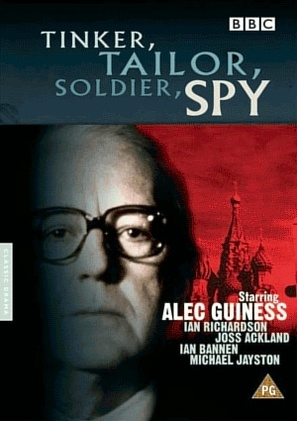 """Tinker, Tailor, Soldier, Spy"" - British Movie Cover (thumbnail)"