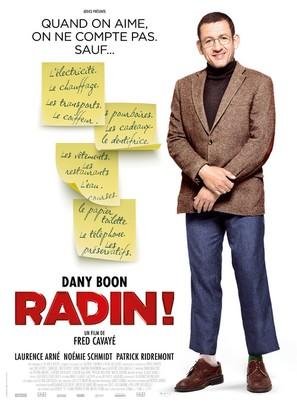 Radin! - French Movie Poster (thumbnail)