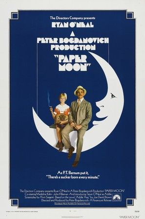 Paper Moon - Theatrical movie poster (thumbnail)