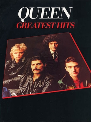 Queen's Greatest Hits - Movie Cover (thumbnail)