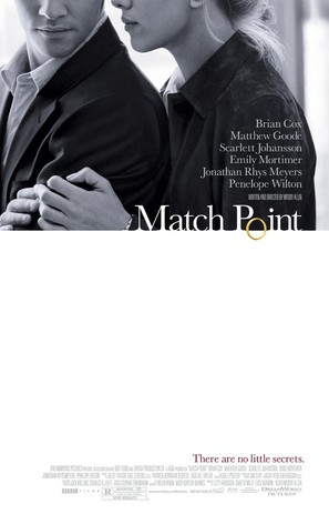 Match Point - Movie Poster (thumbnail)