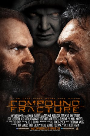 Compound Fracture - Movie Poster (thumbnail)