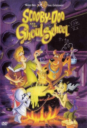 Scooby-Doo and the Ghoul School - Movie Cover (thumbnail)