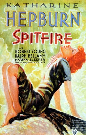 Spitfire - Movie Poster (thumbnail)