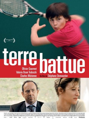 Terre battue - French Movie Poster (thumbnail)