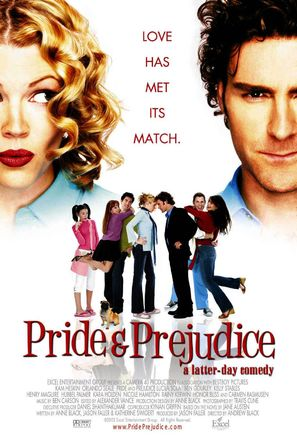 Pride and Prejudice - poster (thumbnail)