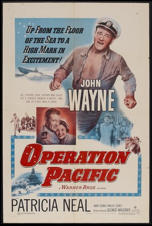Operation Pacific - Movie Poster (thumbnail)