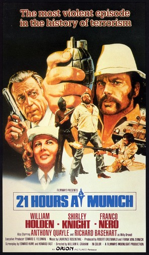 21 Hours at Munich - Movie Poster (thumbnail)