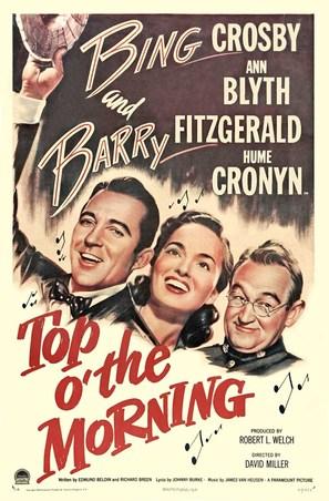 Top o' the Morning - Movie Poster (thumbnail)