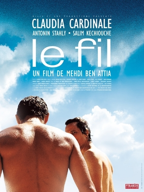 Le fil - French Movie Poster (thumbnail)