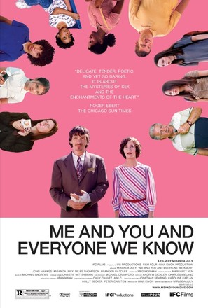Me and You and Everyone We Know - Movie Poster (thumbnail)