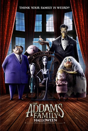 The Addams Family - Movie Poster (thumbnail)