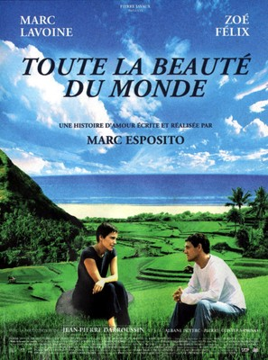 Toute la beauté du monde - French Movie Poster (thumbnail)