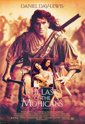 The Last of the Mohicans - Movie Poster (thumbnail)