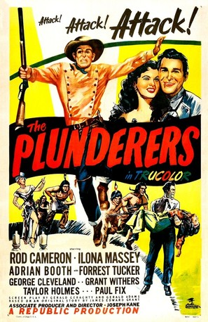 The Plunderers - Movie Poster (thumbnail)