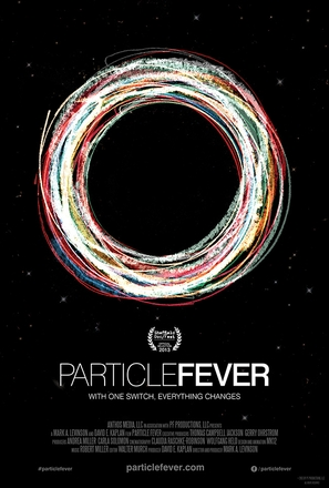Particle Fever - Movie Poster (thumbnail)