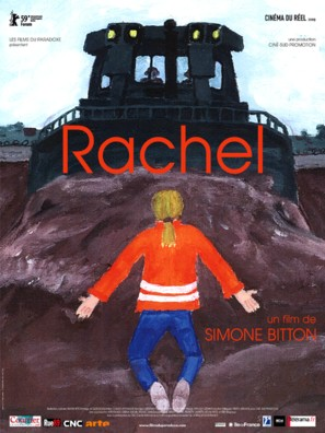 Rachel - French Movie Poster (thumbnail)