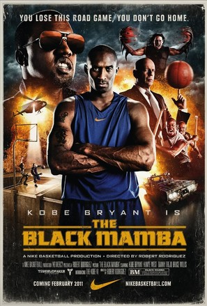 The Black Mamba - Movie Poster (thumbnail)