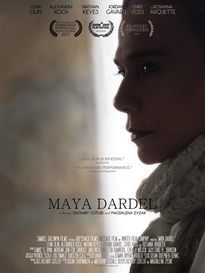 Maya Dardel - Movie Poster (thumbnail)
