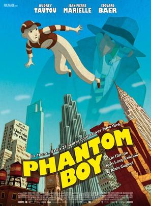 Phantom Boy - French Movie Poster (thumbnail)