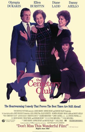 The Cemetery Club - Movie Poster (thumbnail)
