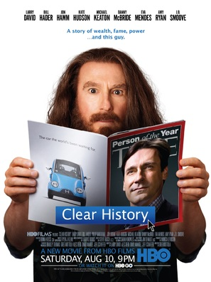 Clear History - Movie Poster (thumbnail)