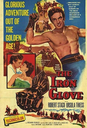 The Iron Glove - Movie Poster (thumbnail)