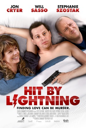 Hit by Lightning - Canadian Movie Poster (thumbnail)