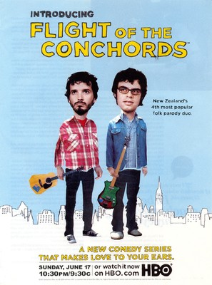 """The Flight of the Conchords"""