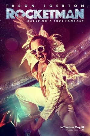 Rocketman - Movie Poster (thumbnail)