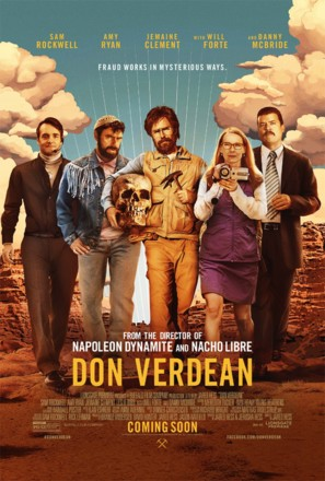 Don Verdean - Movie Poster (thumbnail)