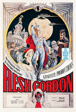 Flesh Gordon - Movie Poster (thumbnail)