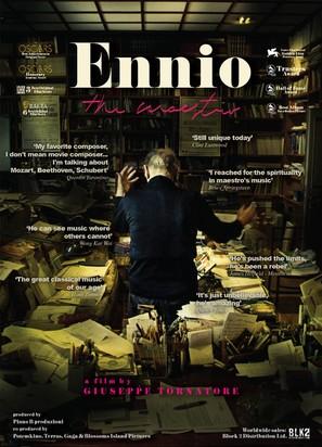 Ennio: The Maestro - International Movie Poster (thumbnail)