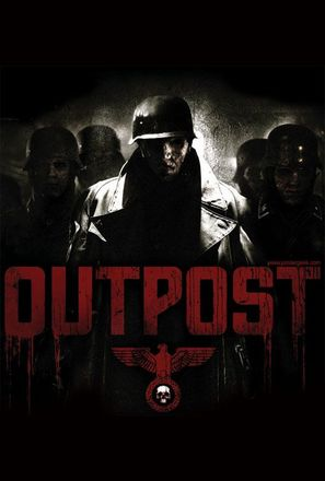 Outpost - British Movie Cover (thumbnail)