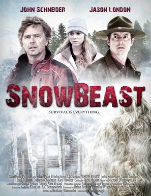 Snow Beast - Movie Poster (thumbnail)