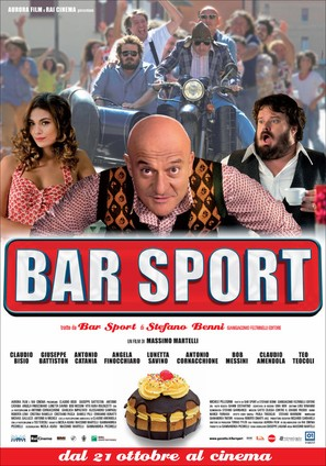 Bar Sport - Italian Movie Poster (thumbnail)