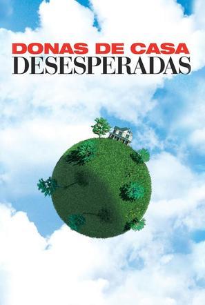 """""""Donas de Casa Desesperadas"""" - Brazilian poster (thumbnail)"""